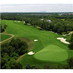 Golf for Four at Dallas National