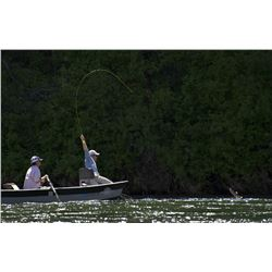 2-Day Float and Fly-Fishing Excursion for Two Anglers on the Snake River in Idaho