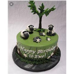 Friday 10 Cake Table Desert Auction