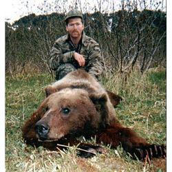 Kodiak Island Brown Bear Hunt