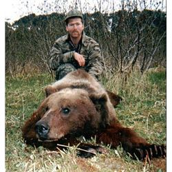 Kodiak Island Brown Bear Hunt