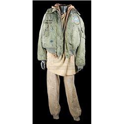 ALIEN 3 (1992) - Ripley's (Sigourney Weaver) Prison Uniform