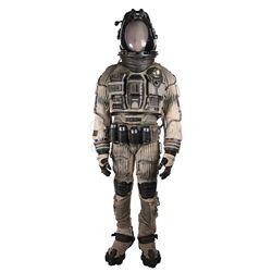 ARMAGEDDON (1998) - A.J.'s (Ben Affleck) Spacesuit