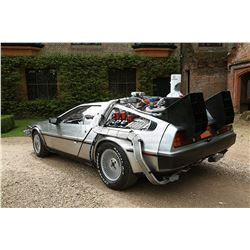BACK TO THE FUTURE TRILOGY (1985-1990) - Universal Studios Florida Promotional Full-Size Practical R