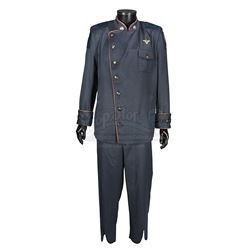BATTLESTAR GALACTICA (TV 2004-2009) - William Adama's (Edward James Olmos) Duty Blues Costume