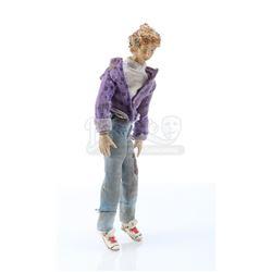 BILL & TED'S EXCELLENT ADVENTURE (1989) - Bill (Alex Winter) Miniature Puppet