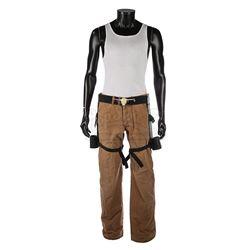 BLADE: TRINITY (2004) - Hannibal King's (Ryan Reynolds) Final Costume
