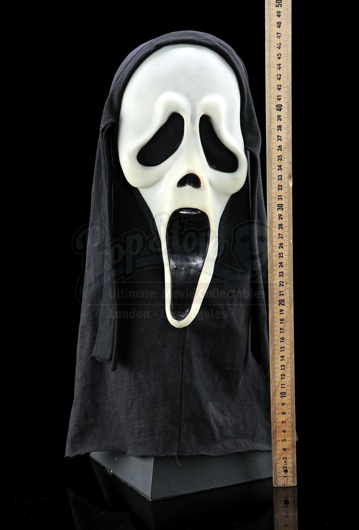 SCREAM (1996) - Ghostface Mask