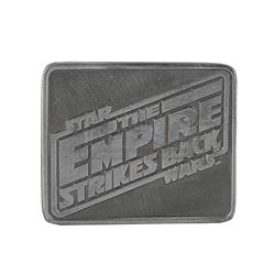 STAR WARS: THE EMPIRE STRIKES BACK (1980) - Title Logo Paperweight