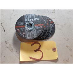 """Reflex Cut-Off disc 4""""1/2"""