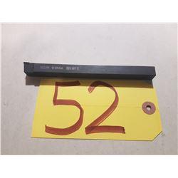 """Hertel Holder 1/2"""" SCLPR 1212M06 for Insert CCMT 21.51"""