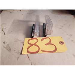 """Solid Carbide End Mill 1/2"""" 6fl."""