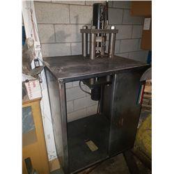 Hydraulic Press Punch