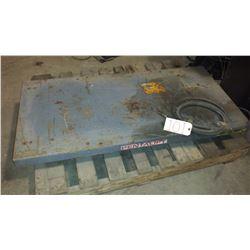 Hydrolic Table Pentagon 500 lbs