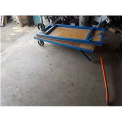 Hardwood Platform Truck