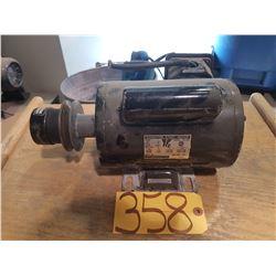 Electric Motor 1/2 Hp