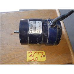 Tennant Permanent Magnet Motor