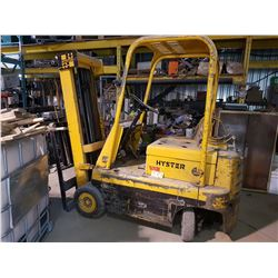 Hyster Fork lift (radiator problem)