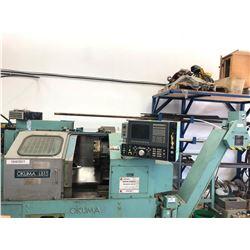 OKUMA LB15 CNC Lathe (tested)