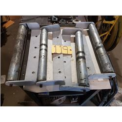 """Conveyor Roller 1.900"""" x 15""""3/4 on stand"""