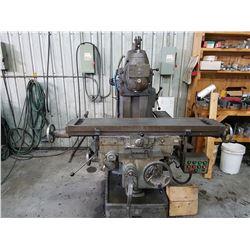 Yeongchin Milling Machine Taper 40