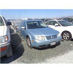 VW JETTA 2005 APP  DUP/T-DON