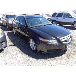 ACURA TL 2005 APP  DUP/T-DON
