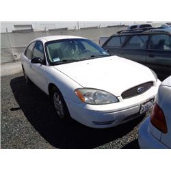 FORD TAURUS 2006 APP  DUP/T-DON