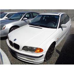 BMW 323I 2000 APP  DUP/T-DON