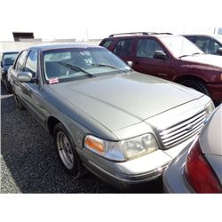 FORD CROWN VICTORIA 1998 APP  DUP/T-DON