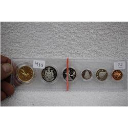 1988 Canada Coin Set