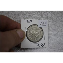 Canada Fifty Cent Coin