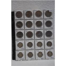 Canada Coins (20)