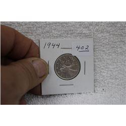 Canada Twenty-five Cent Coin