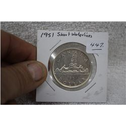 Canada Dollar Coin