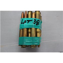 18 Rnds of 30.06 Reloads