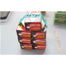 7 Boxes of 40 Rnds 22 Long Rifle High Velocity