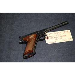Colt - Woodsman - Restricted