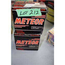 """2 Boxes of Meteor 12 ga. - #4 Shot - 2 3/4"""""""