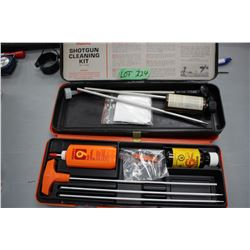 2 Small Bore Gun Cleaning Kits