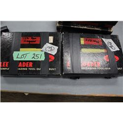 222 Rem. Mag & 243 Win Lee Loader Tool Kits
