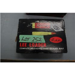 303 British Lee Loader Tool Kit