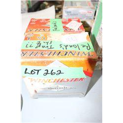 2 Boxes of 12 ga. - 2 3/4 Reloads - #4 Shot