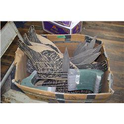 Box of 25 Goose Decoys