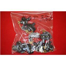 Bag of 7 Gun Locks w/Keys