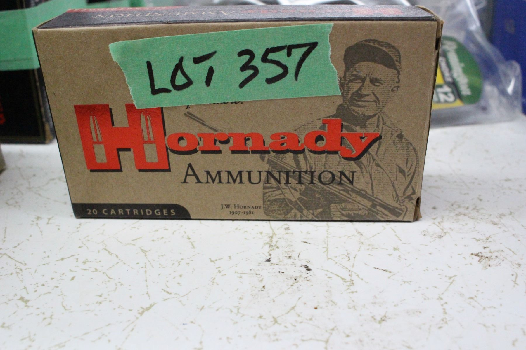 Box of Hornady 243 Win, 95 gr, SST Factory Ammo
