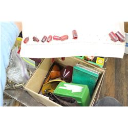 Case Lube Pads, Powder Measures, Funnels, Powder - All in a Box