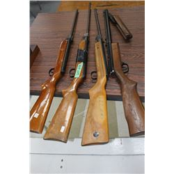 Bundle of 4 Pellet Guns - Need Repair
