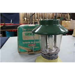 Coleman Propane Lantern - Good Globe - Has Mantle