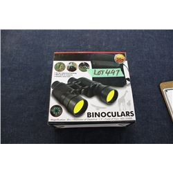 Binoculars - 20x Magnification (New)